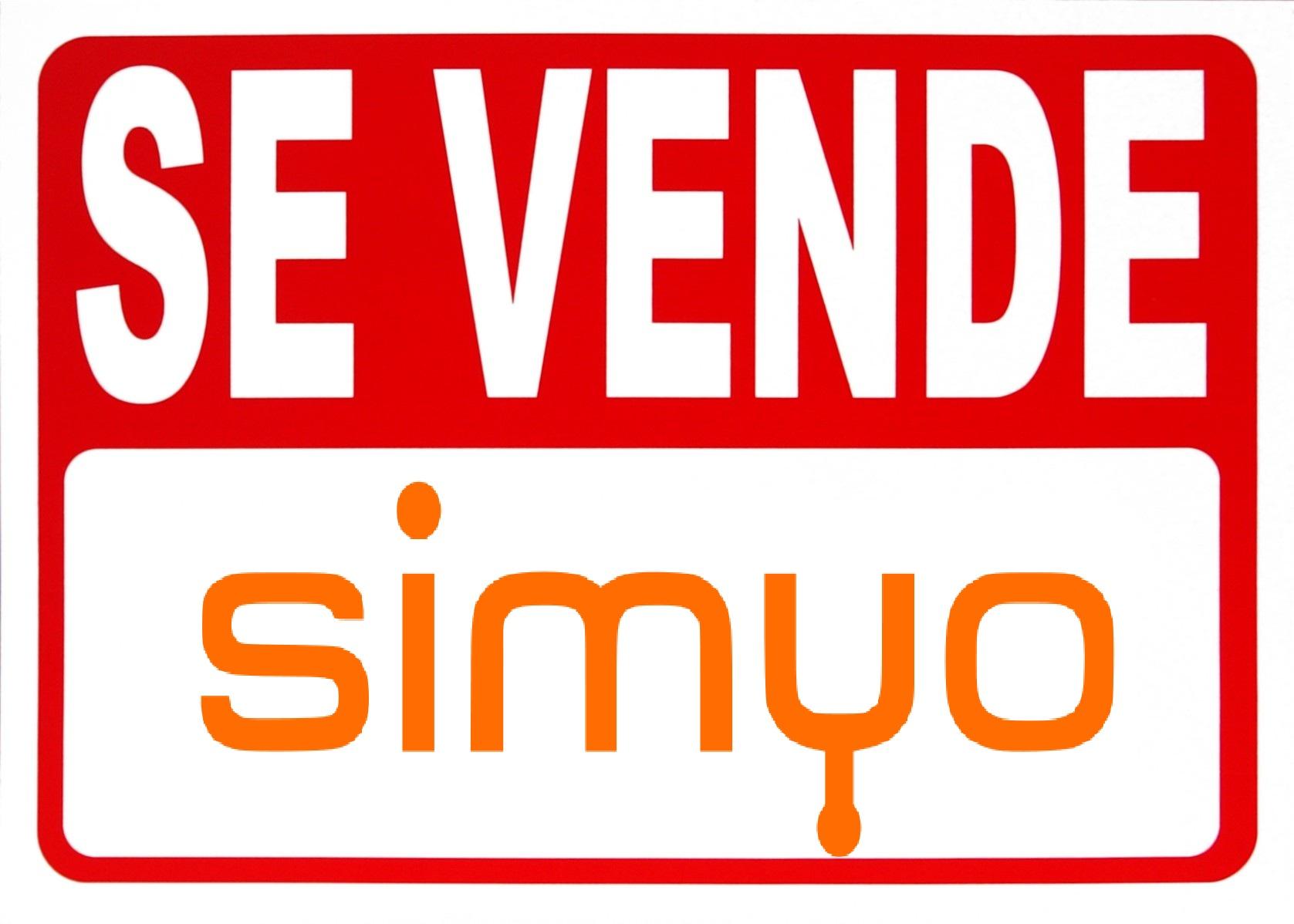 Se vende - Simyo